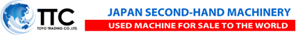 used machine for japan