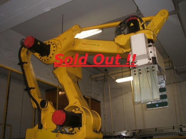 FANUC Robot M-410iHS